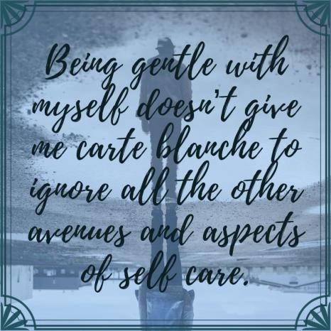 Gentle vs Self Care
