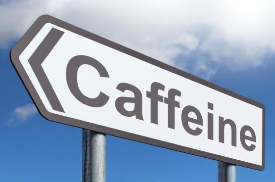 Caffeine sign